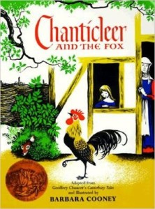 chanticleer-and-the-fox-222x300