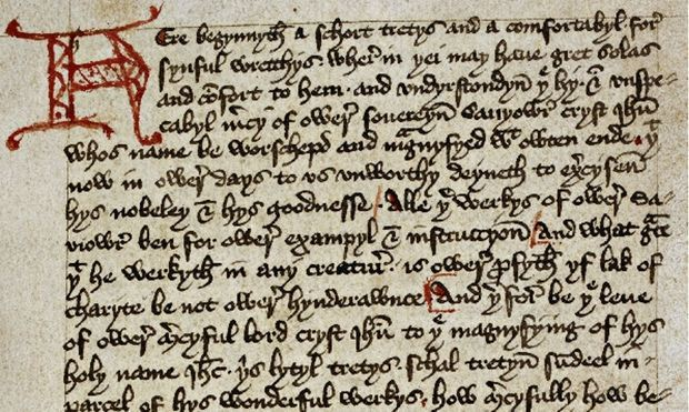Margery Kempe's autobiography