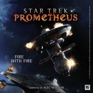 Star Trek Prometheus 1 cover