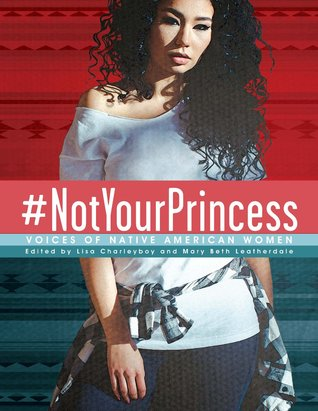 #NotYourPrincess cover