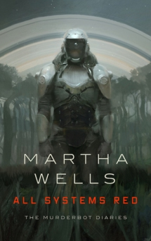 All Systems Red MurderBot cover